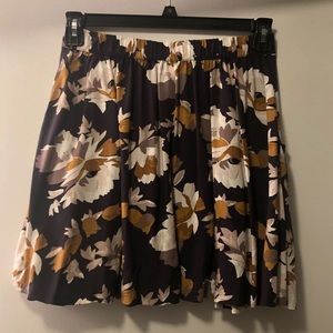 Old Navy Skirts - Floral Printed Swing Skirt with Pockets